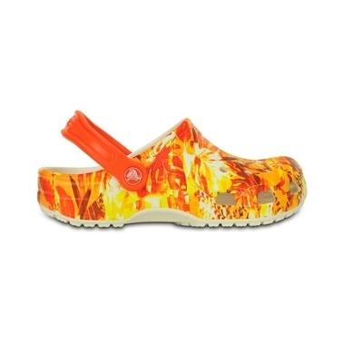 Crocs Sandalet Oranj